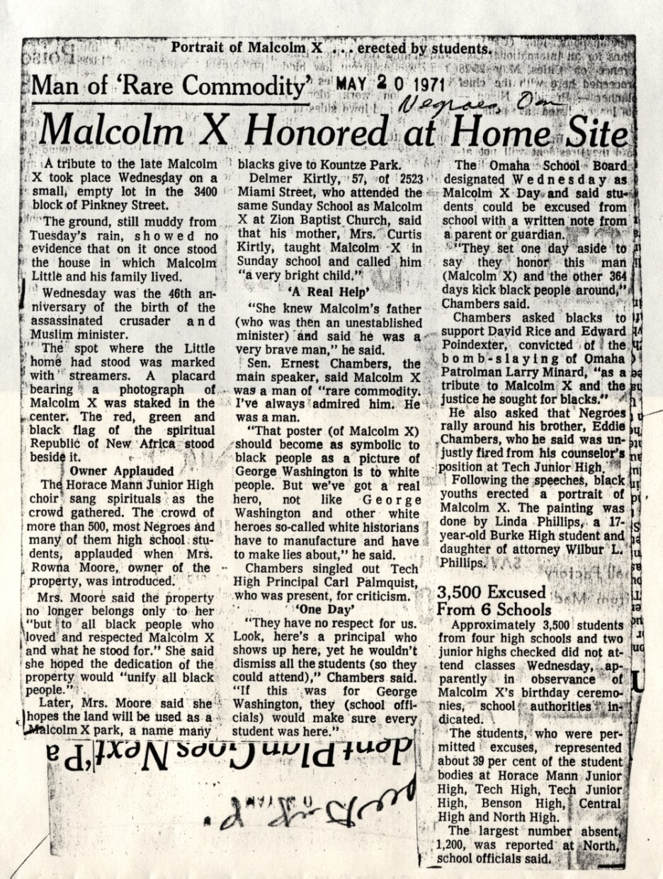 article essay malcolm x Find out more about the history of malcolm x, including videos, interesting articles, pictures, historical features and more get all the facts on historycom.